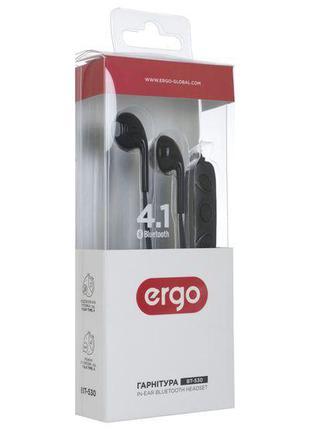 Навушники Блют ERGO BT 530 Black