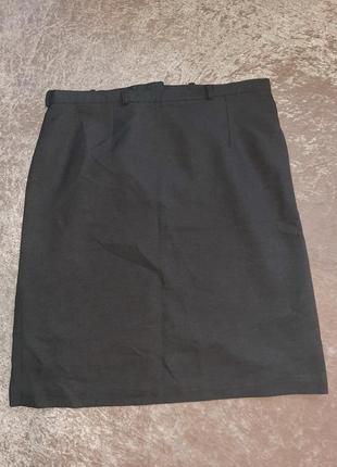 Юбка  для пышных форм.  черная пятница скидки до 60%