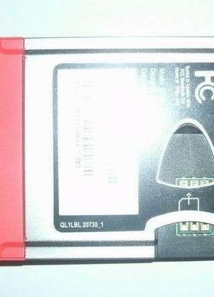 Модем под разъем PCMCIA