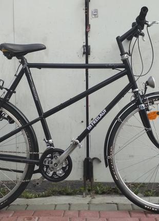 Велосипед FREILAUF ХРОМ 24 передачi - з Німеччини