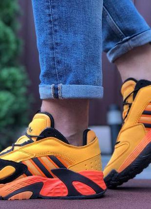 Кроссовки мужские adidas streetball