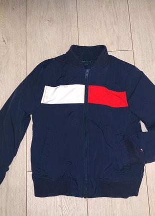 Куртка Tommy Hilfiger рр 6-7 лет