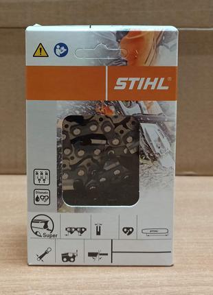 """Цепь Stihl суперзуб 50 зв 1,3 мм 3/8"""" пилы шина 35 см MS 180"""