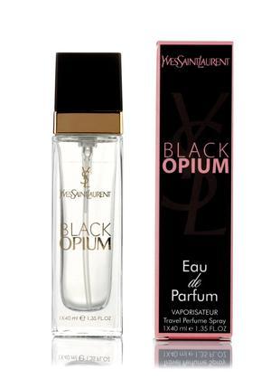 Духи Yves Saint Laurent Black Opium 40ml