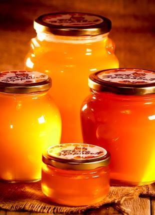 Мёд - разнотравье/ Орехи в мёде/ Витаминные пасты