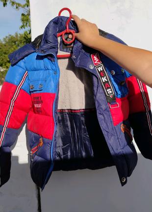 Куртка детская 40 размер