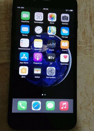 IPhone 7+ 128 black