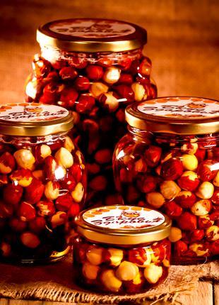 Фундук в мёде/ Орешки в мёде/ Фундук в меду/ Орешки в меду