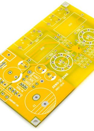 Плата PCB 6j1 клон mf x10 буфер аудио пред усилитель