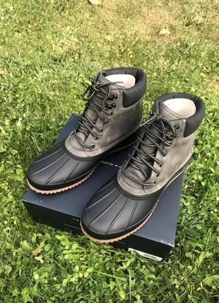 Tommy hilfiger ботинки