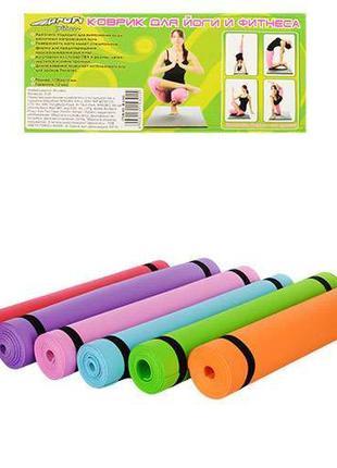 Коврик для фитнеса ,коврик для йоги , йогомат