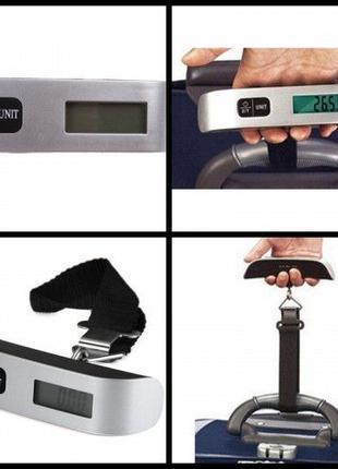 Электронные кантер весы безмен 50 кг d=10г 004