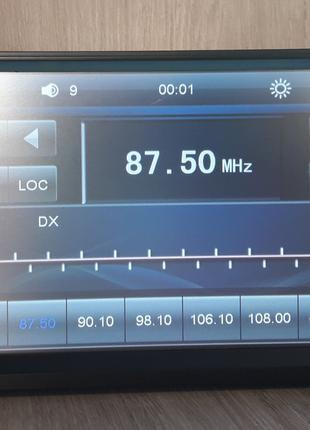 Автомагнитола MP-7021 2DIN MP3 SD AUX Bluetooth 4 х 45W