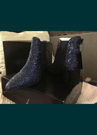 Ботинки женские Forever size 9