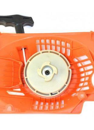 Стартер 4 зацепа плавный пуск для бензопилы Goodluck 45, 52