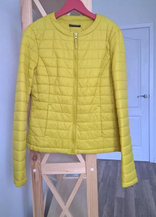 Демисезонная куртка sisley, 40, s