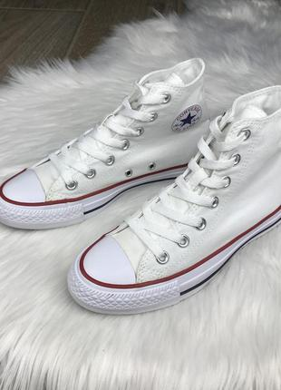 Білі converse розмір 36