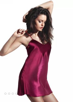 Miorre атласная ночная сорочка, рубашка, пеньюар