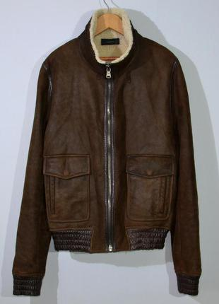 Курточка кожаная, дубленка  joseph leather ladies jacket