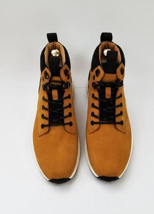 Mexx мужские кроссовки ботинки кросівки кожа нубук