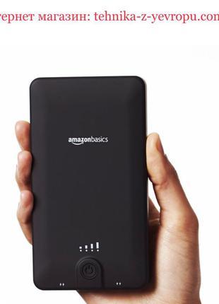 Внешние аккумуляторы PowerBank AmazonBasics 16100 mAh