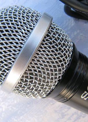 Микрофон динамический Sony SN-603, выключатель,