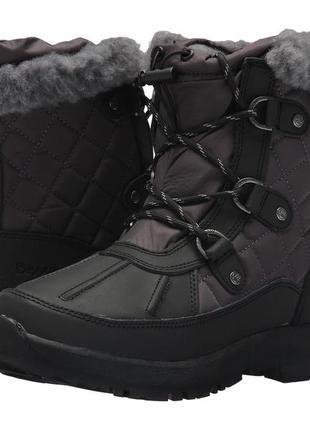 Зимние ботинки bearpaw bethany. оригинал. размер us 5