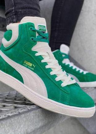 Puma кроссовки обувь разные размеры