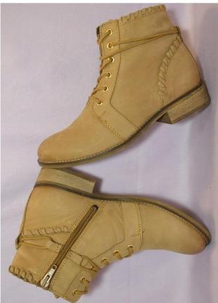 Kiomi италия, оригинал! натуральная кожа! элегантные ботинки, ...