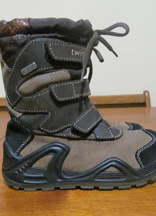 Термо - ботинки twisty water-tex, п-во италия