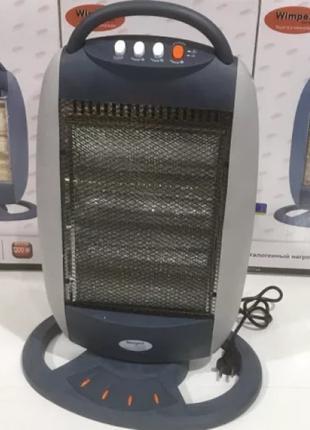 Инфракрасный обогреватель Wimpex WX 7744 1200W галогеновый