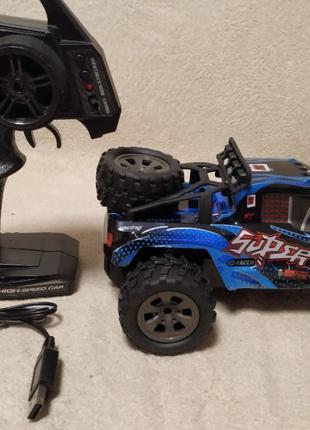 Радиоуправляемая машинка, внедорожник MGRC 1:18 2.4G 2WD
