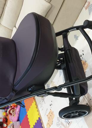 Универсальная коляска 2 в 1 Anex m/type Lavender Field+ ПОДАРОК