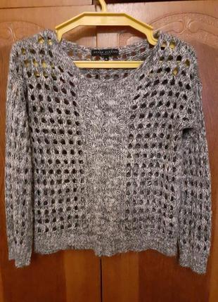 Суперовый пулоер сетка