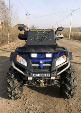 срочная распродажа квадроциклов CF moto X-8