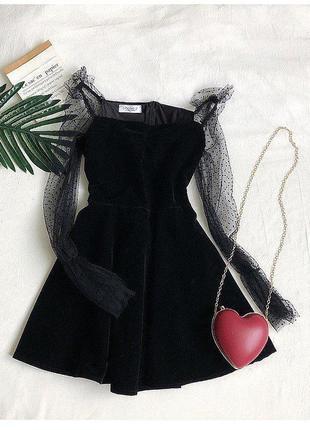 🖤🖤 new collection 🖤🖤 стильные расклешенные платья-мини