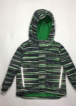Демисезонная термокуртка куртка lupilu. размер 98-104