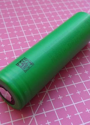 SonyUS18650VTC6 3120 мАч 30A аккумулятор высокотоковый Murata ...