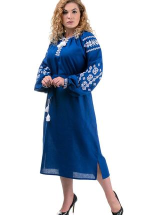 Вышиванка платье, платье вышиванка женское