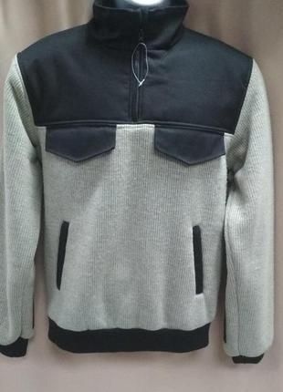 Куртка, кофта, свитер, толстовка, теплая, термо, на меху, atri...