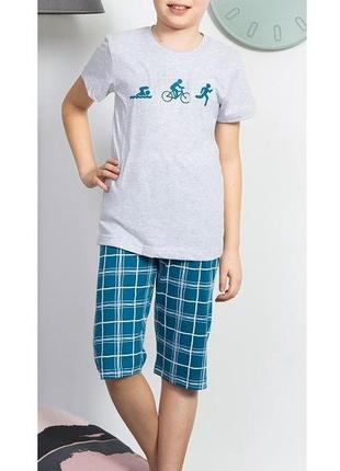 Пижамы для мальчиков на 9-10, 15-16 лет