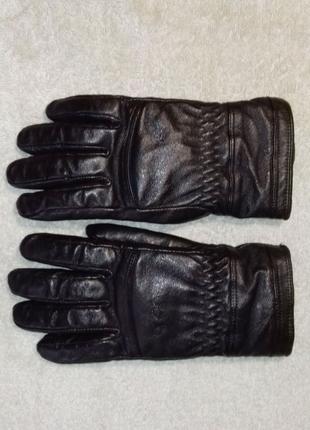 Кожанын перчатки