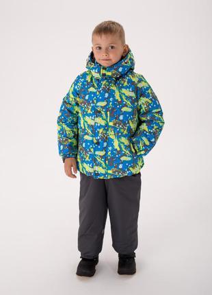 Детский зимний комплект (куртка+полукомбинезон)