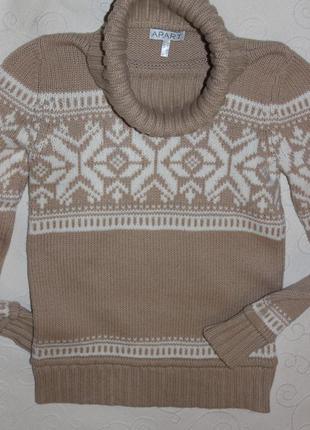 Apart новый женский свитер. р 36 tommy hilfiger