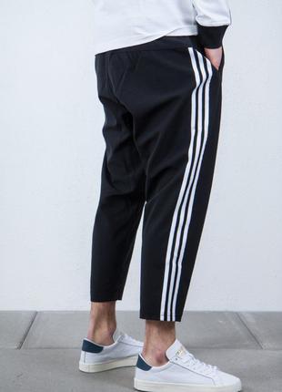 Укороченные штаны Adidas Originals чиносы Адидас унисекс