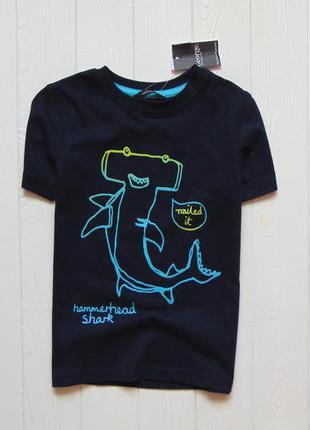George. размер 3-4 года. новая футболка для мальчика