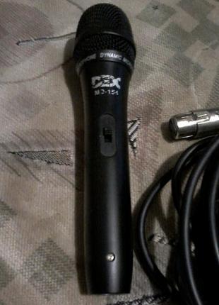 Микрофон для караоке и студии записи