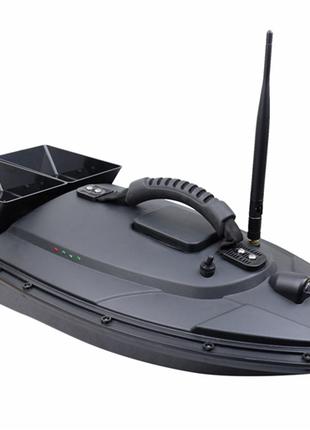 Радиоуправляемый катер для прикормки на рыбалке