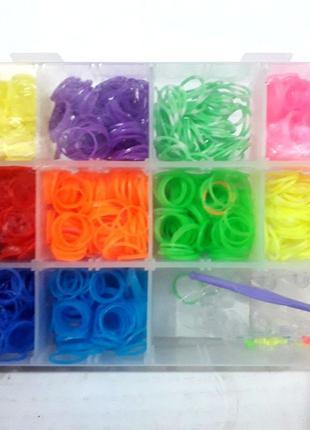 Набор для плетения браслетов из резинок Band Accessory Case