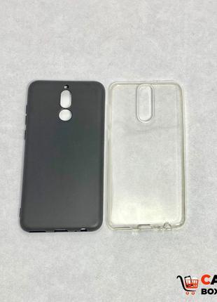 Силиконовый чехол бампер для Huawei Mate 10 Lite